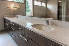 Modern Interior - Bathroom Plan #892-14