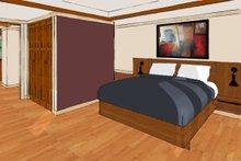 Craftsman Interior - Master Bedroom Plan #454-13
