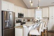Craftsman Style House Plan - 3 Beds 2 Baths 1473 Sq/Ft Plan #929-428 Interior - Kitchen