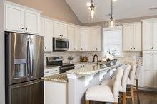 Architectural House Design - Craftsman Interior - Kitchen Plan #929-428