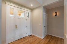 Dream House Plan - Farmhouse Interior - Entry Plan #1070-42