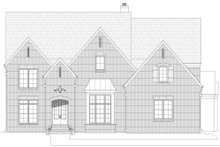 House Plan Design - Country Exterior - Front Elevation Plan #932-122