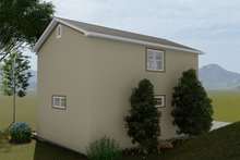 House Plan Design - Traditional Exterior - Other Elevation Plan #1060-84