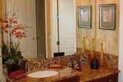 Mediterranean Style House Plan - 4 Beds 3 Baths 2581 Sq/Ft Plan #27-256 Photo