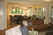 Country Style House Plan - 5 Beds 5.5 Baths 4910 Sq/Ft Plan #1054-95 Interior - Other