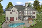 Craftsman Style House Plan - 3 Beds 2.5 Baths 2000 Sq/Ft Plan #56-568
