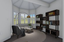 Architectural House Design - Traditional Interior - Master Bedroom Plan #1060-61