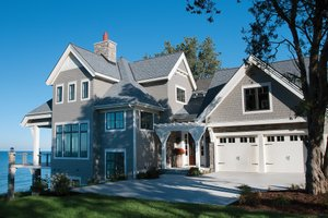 House Plans with Wraparound Porch at BuilderHousePlans.com on
