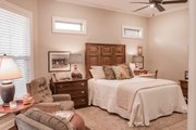 European Style House Plan - 3 Beds 2 Baths 2024 Sq/Ft Plan #430-168 Interior - Master Bedroom