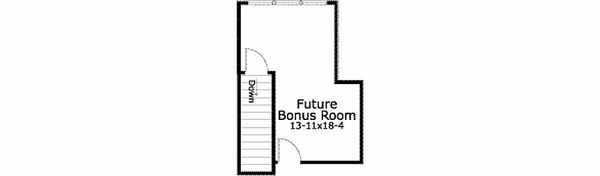 Southern Floor Plan - Other Floor Plan Plan #406-143