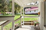 Farmhouse Style House Plan - 1 Beds 1 Baths 388 Sq/Ft Plan #889-3