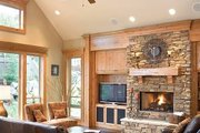 Craftsman Style House Plan - 3 Beds 2.5 Baths 2907 Sq/Ft Plan #48-517 Interior - Other