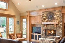 Great Room - 2900 square foot Craftsman Home