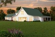 Farmhouse Style House Plan - 3 Beds 2.5 Baths 3754 Sq/Ft Plan #888-1