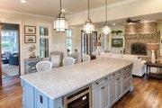 Farmhouse Style House Plan - 4 Beds 4.5 Baths 3292 Sq/Ft Plan #928-10 Interior - Kitchen
