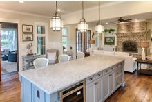 Farmhouse Interior - Kitchen Plan #928-10