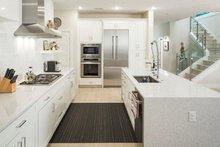 Contemporary Interior - Kitchen Plan #1058-180