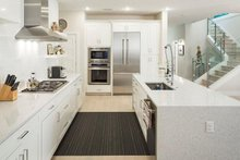 Dream House Plan - Contemporary Interior - Kitchen Plan #1058-180