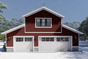 Farmhouse Exterior - Front Elevation Plan #1060-82