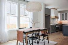 Craftsman Interior - Dining Room Plan #461-73