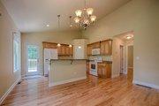 Cottage Style House Plan - 3 Beds 3 Baths 2027 Sq/Ft Plan #437-117 Interior - Kitchen