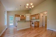 Cottage Interior - Kitchen Plan #437-117