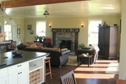 Farmhouse Style House Plan - 5 Beds 3 Baths 3006 Sq/Ft Plan #485-1 Interior - Other