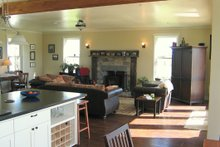 Dream House Plan - Farmhouse Interior - Other Plan #485-1