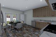 Craftsman Style House Plan - 5 Beds 3 Baths 3223 Sq/Ft Plan #1060-55 Interior - Kitchen