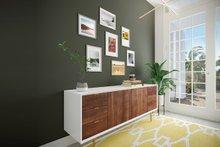 House Plan Design - Beach Interior - Entry Plan #938-83