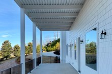 Dream House Plan - Lower Level Patio