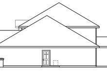 Farmhouse Exterior - Other Elevation Plan #124-529