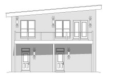 Contemporary Exterior - Other Elevation Plan #932-299