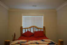 Future Finished Basement Bedroom