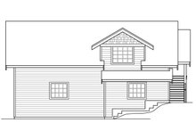 Craftsman Exterior - Other Elevation Plan #124-979
