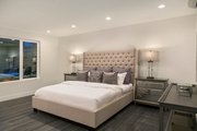 Modern Style House Plan - 4 Beds 3.5 Baths 3595 Sq/Ft Plan #1066-3 Interior - Master Bedroom