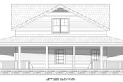 Traditional Style House Plan - 3 Beds 2 Baths 2312 Sq/Ft Plan #932-336