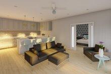 Home Plan - Farmhouse Interior - Family Room Plan #126-234