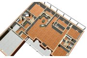 Country Style House Plan - 4 Beds 3 Baths 3029 Sq/Ft Plan #44-129 Floor Plan - Other Floor