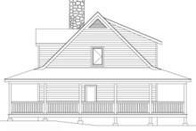 House Design - Country Exterior - Other Elevation Plan #22-221