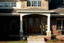 Dream House Plan - European Exterior - Other Elevation Plan #437-51
