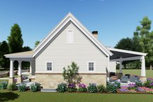 Home Plan - Farmhouse Exterior - Other Elevation Plan #1069-19