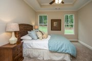 Country Style House Plan - 3 Beds 2.5 Baths 1635 Sq/Ft Plan #20-2192 Interior - Master Bedroom