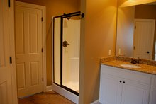 Dream House Plan - Traditional Interior - Master Bathroom Plan #430-57