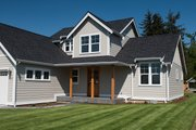 Farmhouse Style House Plan - 3 Beds 2.5 Baths 2162 Sq/Ft Plan #1070-26
