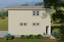 Dream House Plan - Traditional Exterior - Other Elevation Plan #1060-84