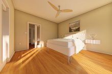 Contemporary Interior - Master Bedroom Plan #126-177
