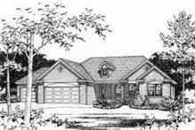 Country Exterior - Other Elevation Plan #22-470