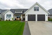 Farmhouse Style House Plan - 3 Beds 2 Baths 2034 Sq/Ft Plan #1070-21
