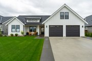 Farmhouse Style House Plan - 3 Beds 2 Baths 1690 Sq/Ft Plan #1070-21 Interior - Other